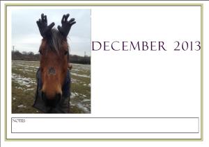 december calender